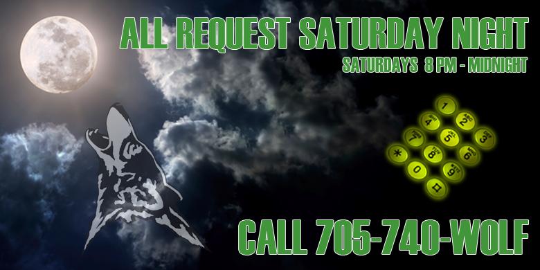 All Request Saturday Night