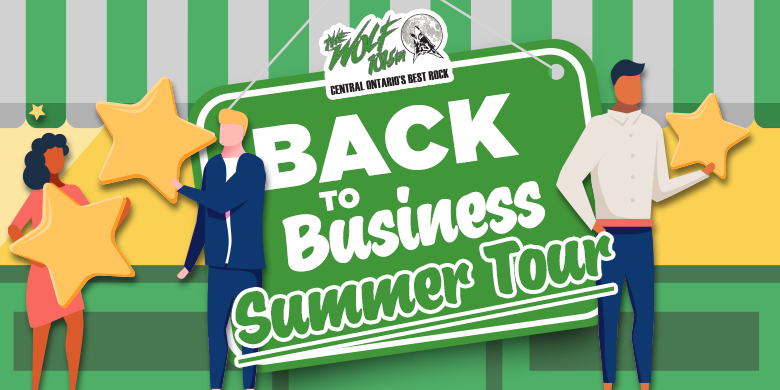 Back To Business Summer Tour