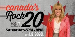 Canada's Rock 20