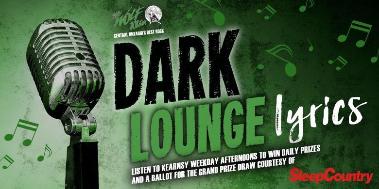 Dark Lounge Lyrics
