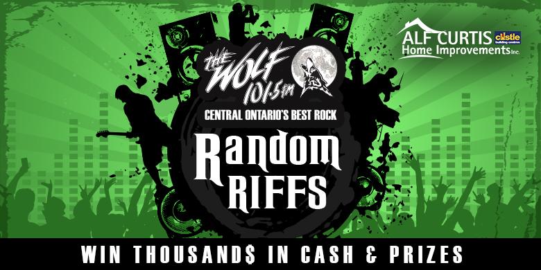 Random Riffs