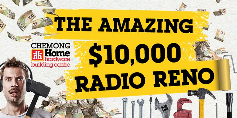 The Amazing $10,000 Radio Reno